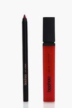 Boohoo | Boohoo Matte Lip & Liner Kit | Clouty