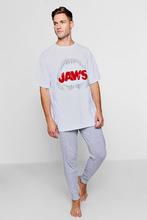 Boohoo | Jaws Oversized Pyjama Set | Clouty