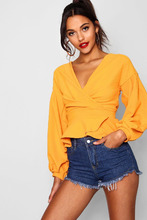Boohoo | Tall  Off The Shoulder Blouse | Clouty