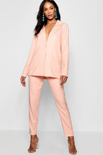 Boohoo   Tall Woven Trouser   Clouty