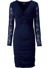 Bonprix | Платье (темно-синий) | Clouty