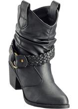 Bonprix | Ковбойские сапоги (черный) | Clouty
