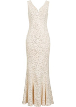 Bonprix | Платье вечернее (бежевый) | Clouty