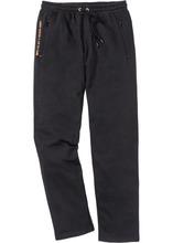 Bonprix | Трикотажные брюки  Regular Fit (черный) | Clouty