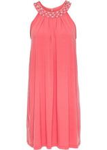 Bonprix   Платье отделанное стразами (нежный ярко-розовый)   Clouty