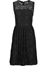 Bonprix | Кружевное платье (черный) | Clouty