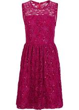 Bonprix | Кружевное платье (лиловый) | Clouty
