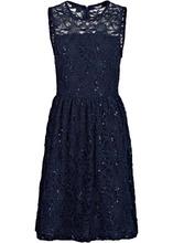 Bonprix | Кружевное платье (синий) | Clouty