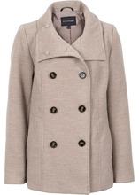Bonprix | Куртка (серо-коричневый меланж) | Clouty