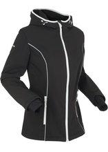 Bonprix | Куртка-софтшелл (черный) | Clouty