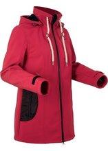 Bonprix | Куртка-софтшелл стретч (темно-красный) | Clouty