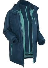 Bonprix | Мультифункциональная куртка (темно-синий) | Clouty