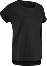 Bonprix | Спортивная футболка с коротким рукавом (черный) | Clouty