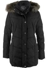 Bonprix | Куртка широкого покроя (черный) | Clouty