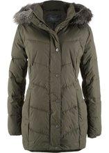 Bonprix | Куртка широкого покроя (темно-оливковый) | Clouty