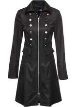 Bonprix | Пальто (черный) | Clouty