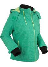 Bonprix | Куртка для активного отдыха (нефритовый меланж) | Clouty