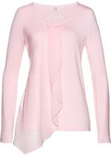 Bonprix | Блузка из трикотажа (нежно-розовый) | Clouty