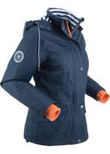 Bonprix | Куртка функциональная на трикотажной подкладке (темно-синий) | Clouty