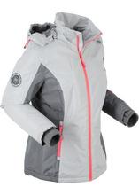 Bonprix   Куртка для активного отдыха, подкладка с рисунком (серебристый матовый)   Clouty