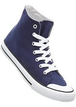 Bonprix | Высокие кеды (синий) | Clouty