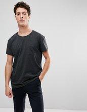 Selected Homme | Футболка с нагрудным карманом Selected Homme - Серый | Clouty