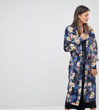 Y.A.S. | Кимоно с цветочным принтом Y.A.S Tall - Мульти | Clouty