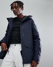 Peak Performance | Темно-синяя лыжная куртка Peak Performance Hakuba J - Темно-синий | Clouty