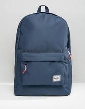 Herschel Supply Co | Классический рюкзак объемом 22 л Herschel Supply Co - Синий | Clouty