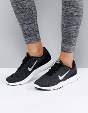 NIKE | Черные кроссовки Nike Training Flex - Черный | Clouty