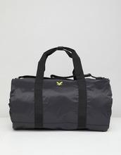 Lyle & Scott   Черная спортивная сумка с логотипом Lyle & Scott - Черный   Clouty