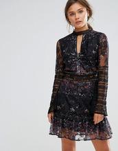 Liquorish   Кружевное платье Liquorish - Черный   Clouty