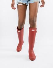 Hunter | Красные резиновые сапоги Hunter Original - Красный | Clouty