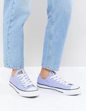 CONVERSE | Сиреневые кроссовки Converse Chuck Taylor All Star - Синий | Clouty