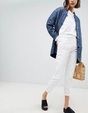Wåven   Джинсы в винтажном стиле Waven Elsa - Белый   Clouty