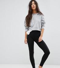 New Look | Бесшовные леггинсы New Look Petite - Черный | Clouty