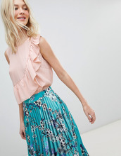 VERO MODA | Блузка с принтом Vero Moda - Розовый | Clouty