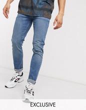 Collusion | Синие джинсы скинни COLLUSION - Синий | Clouty