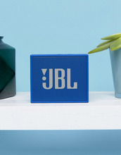 JBL | Синий переносной Bluetooth-динамик JBL Go - Мульти | Clouty