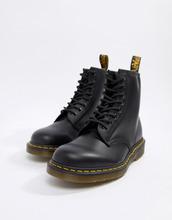 Dr. Martens | Черные ботинки с 8 парами люверсов Dr Martens original 11822006 | Clouty
