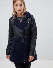 Urban Bliss | Куртка из искусственной кожи Urban Bliss Kentucky - Черный | Clouty