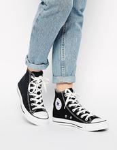 CONVERSE | Высокие черные кроссовки Converse Chuck Taylor All Star - Черный | Clouty