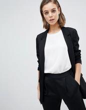 AllSaints | Приталенный блейзер AllSaints - Черный | Clouty