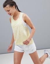 NIKE | Майка Nike Running Dry Miler - Желтый | Clouty