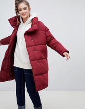Monki | Дутая куртка Monki - Красный | Clouty