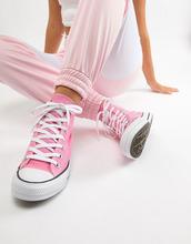 CONVERSE | Розовые высокие кроссовки Converse - Розовый | Clouty