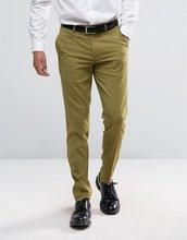 ASOS | Светло-зеленые зауженные брюки ASOS - Зеленый | Clouty