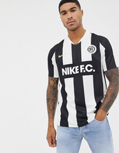 NIKE | Белая футболка Nike FC AH9510-100 - Белый | Clouty