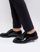 Dr. Martens | Черные оксфордские туфли Dr Martens Henley - Черный | Clouty