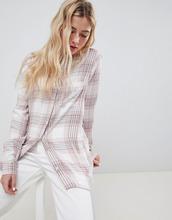 Blend She | Рубашка в клетку Blend She - Мульти | Clouty